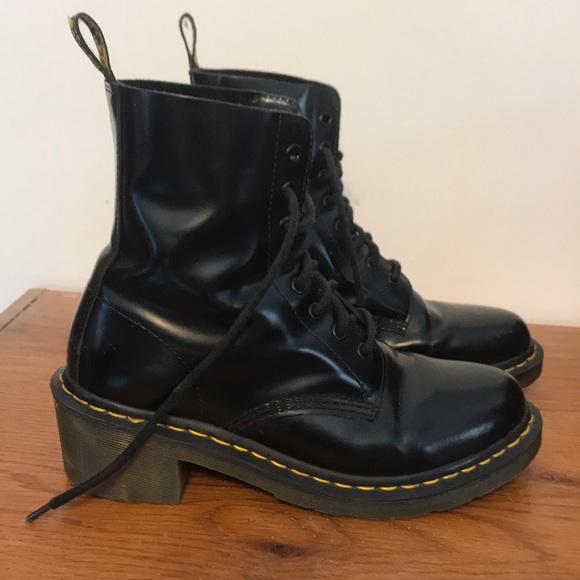 1583f47137e Dr. Martens Shoes - Dr / Doc Marten's Clemency Size 9 women's boot